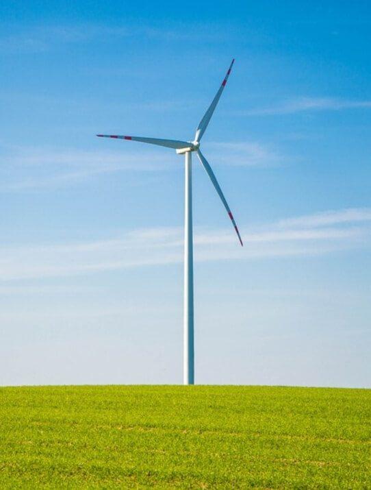 molino viento energia