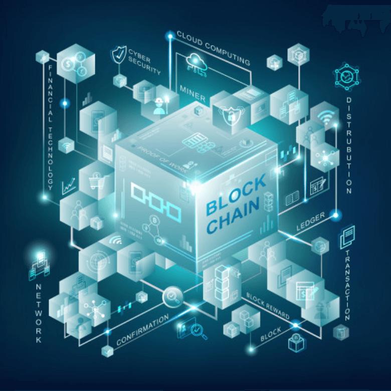 placas solares y blockchain