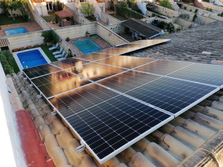 reparar placas solares Cordoba