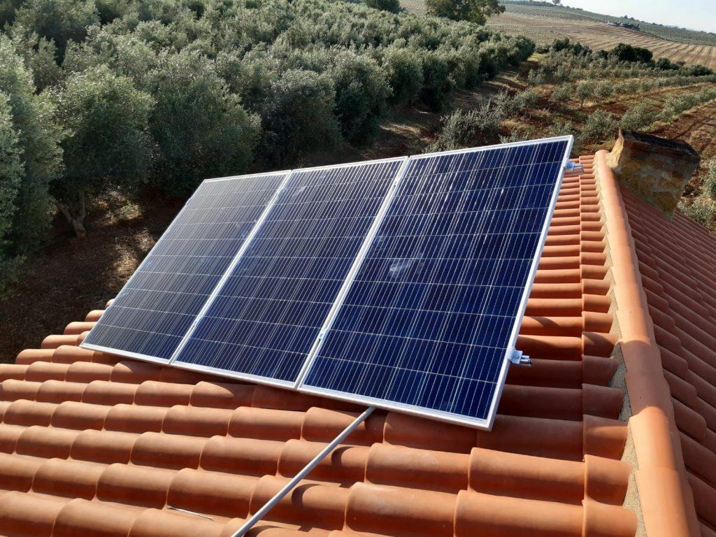 solar panels malaga